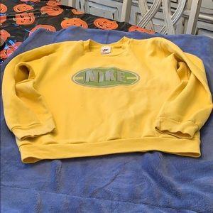 Old school Nike sweat shirt med
